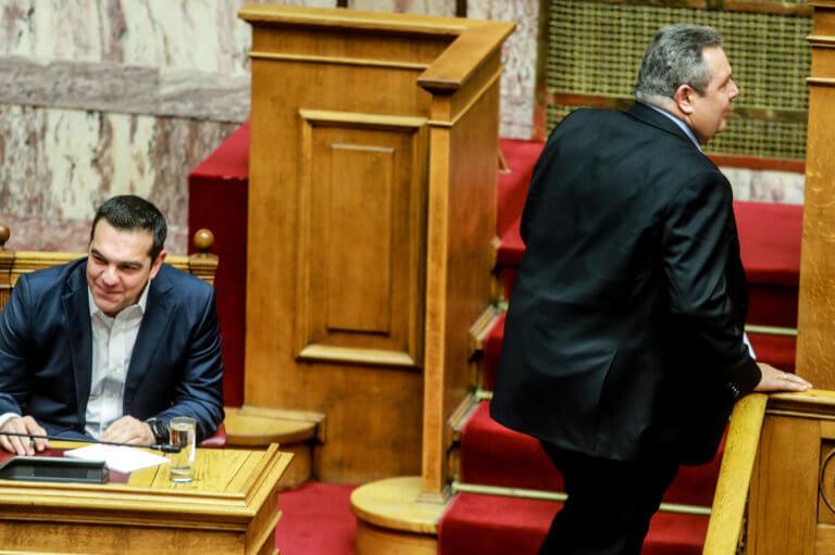 Οι αφιερώσεις του Πάνου στον Αλέξη | Newsit.gr