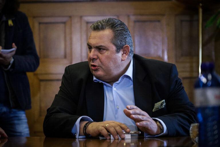 Καμμένος χωρίς Κοινοβουλευτική Ομάδα! | Newsit.gr