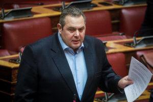 Καμμένος: Καραμανλής για πρωθυπουργός εθνικής ενότητας – Έμαθα τον Τσίπρα να γράφει με το δεξί