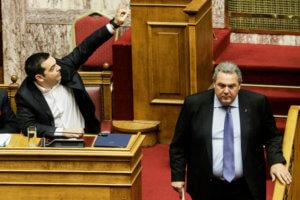 Καμμένος: «Ο Τσίπρας ομολόγησε, ότι ο ίδιος σχεδίασε την ανατροπή της ΚΟ των ΑΝΕΛ»