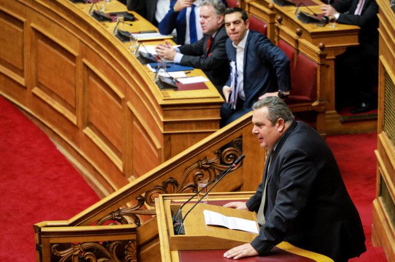 «Ο Καμμένος αντιλαμβάνεται ότι τα ψέματα τελείωσαν» | Newsit.gr