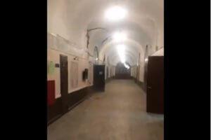 Αγία Πετρούπολη: Κατάρρευση κτιρίου χωρίς θύματα – Βίντεο ντοκουμέντο