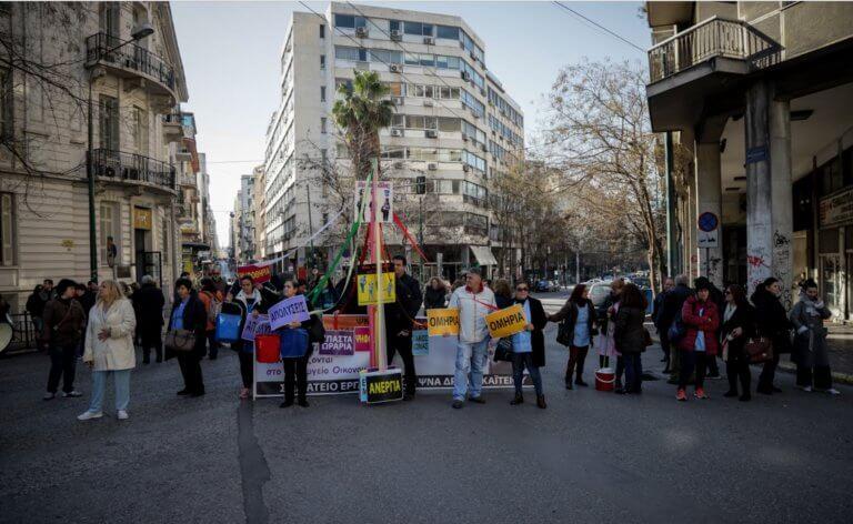 Προσοχή: Ποιοι δρόμοι θα είναι κλειστοί στην Αθήνα σήμερα 20/02 | Newsit.gr