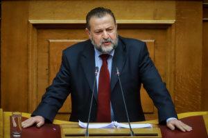 «Ξέφυγε» ο Κεγκέρογλου στην Βουλή – «Μ@@@ια του Τσίπρα που είπε Πινοσέτ τον Γιώργο Παπανδρέου»