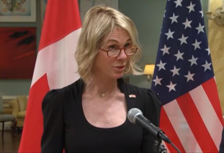 Κέλι Νάιτ Κραφτ: Από ένθερμη υποστηρίκτρια των Ρεπουμπλικάνων, «εκλεκτή» του Τραμπ στον ΟΗΕ! video, pics | Newsit.gr
