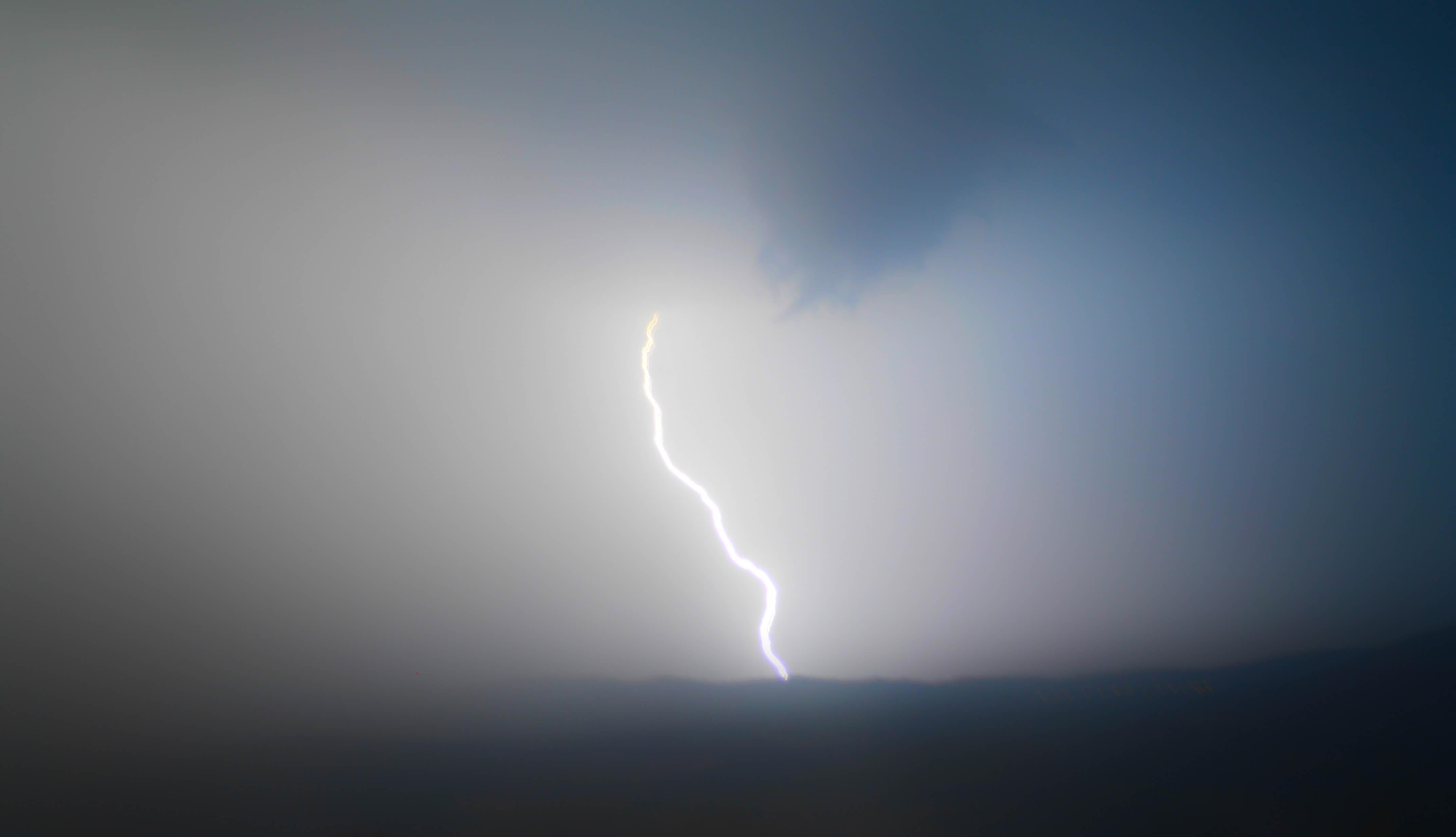 Καιρός: Έβρεξε… 120 κεραυνούς σε 10 ώρες! Δείτε ποια περιοχή έκανε ρεκόρ βροχής