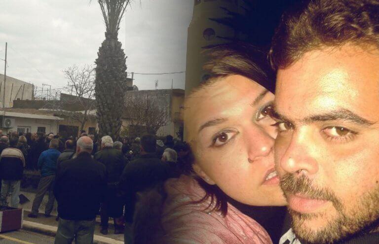 Πνίγεται στα δάκρυα το Λασίθι για την κηδεία της Ροδούλας και του Κώστα | Newsit.gr