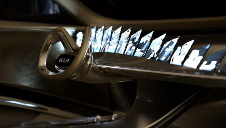 Η Kia «τρολάρει» τις οθόνες αφής στα σύγχρονα αυτοκίνητα!