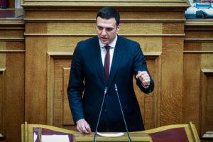 Κικίλιας: «Η Παπακώστα αντάλλαξε τη θέση της στα εθνικά θέματα με μια υπουργική καρέκλα»