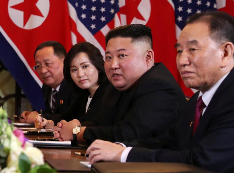 Έκανε… επανάσταση ο Κιμ Γιόνγκ Ουν! Απάντησε σε ερωτήσεις ξένων δημοσιογράφων | Newsit.gr