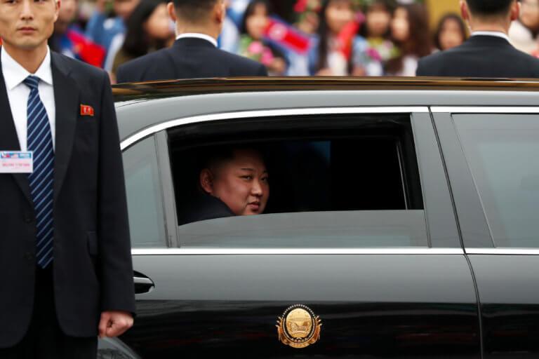 Στο Βιετνάμ ο Κιμ Γιονγκ Ουν για τη συνάντηση με τον Ντόναλντ Τραμπ [pics] | Newsit.gr
