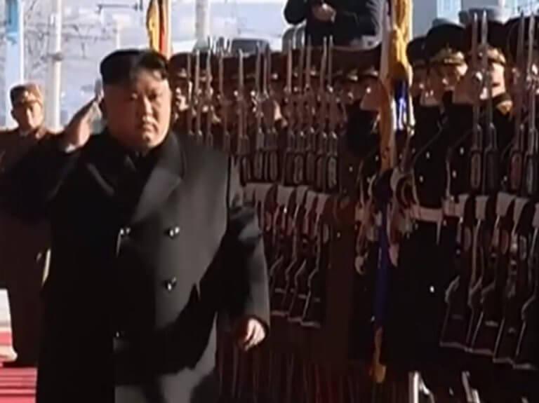 Κιμ Γιονγκ Ουν: Στα… τρένα και δυο μερούλες μετά συναντά Τραμπ! video