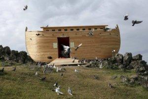 Ψάχνοντας (και βρίσκοντας) την Κιβωτό του Νώε