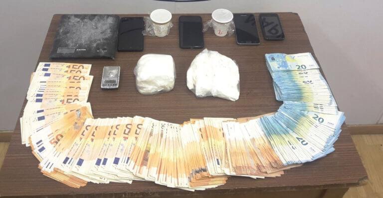 """Παλαιό Φάληρο: Στα """"δίχτυα"""" της ΕΛΑΣ τρεις διακινητές κοκαΐνης [pics]"""