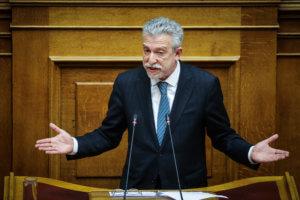 «Βόμβα» ο Κοντονής! «Η παρούσα Βουλή δεν δεσμεύει την επόμενη»!
