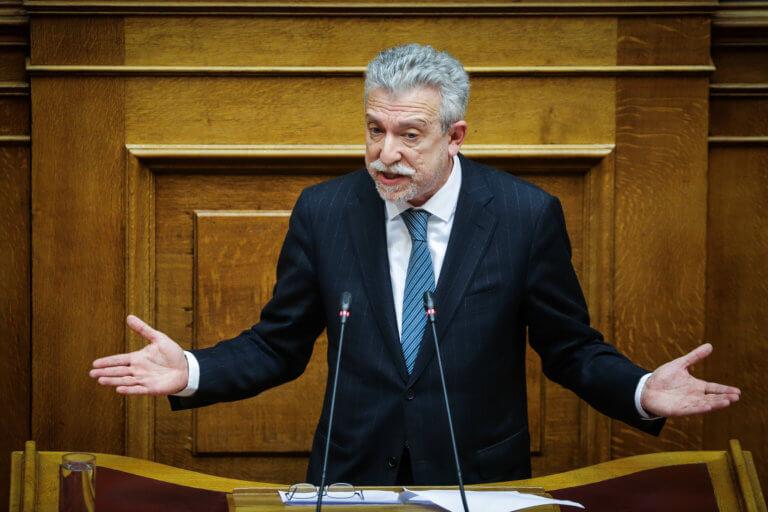 «Βόμβα» ο Κοντονής! «Η παρούσα Βουλή δεν δεσμεύει την επόμενη»! | Newsit.gr