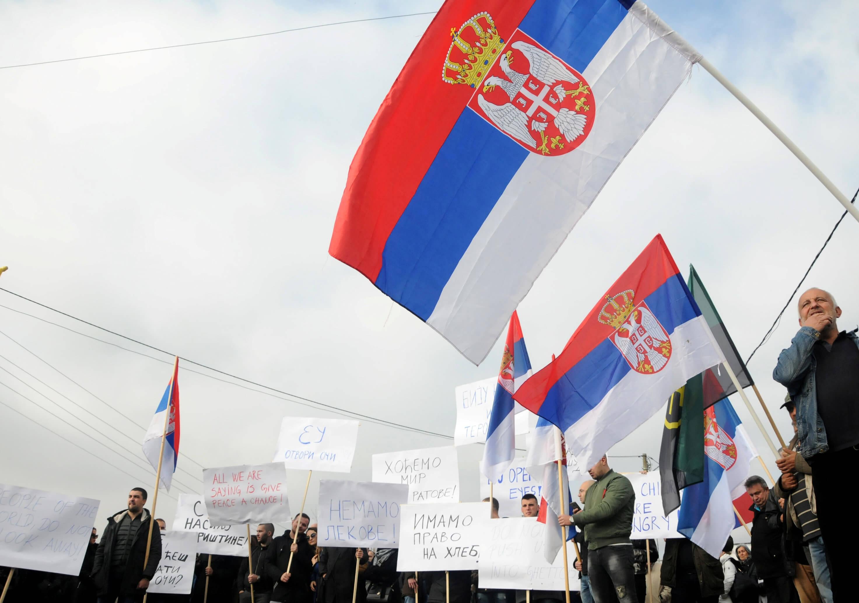 ΗΠΑ σε Κόσοβο: Καταργείστε τους δασμούς στα σερβικά προϊόντα