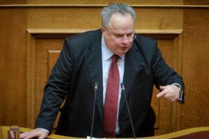 Κοτζιάς: Έχουμε δικαίωμα βέτο αν η ΠΓΔΜ δεν ανταποκρίνεται στις δεσμεύσεις της