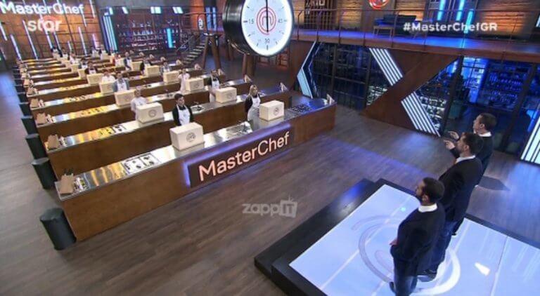 MasterChef: Άφωνοι έμειναν μόλις σήκωσαν το κουτί! Η έκπληξη που ετοίμασαν οι κριτές…
