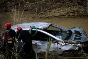 Έτσι βρέθηκε το αυτοκίνητο με τους 4 νεκρούς στην Κρήτη