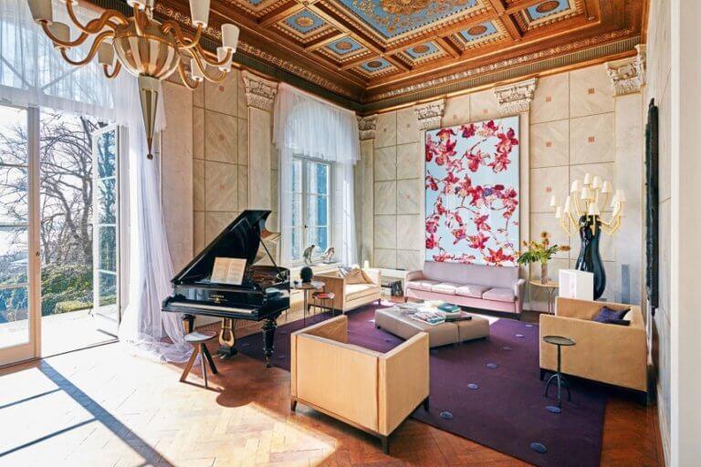 Karl Lagerfeld: Η πολυτελής Villa Jako που ταυτίστηκε με το όνομα του σπουδαίου οραματιστή
