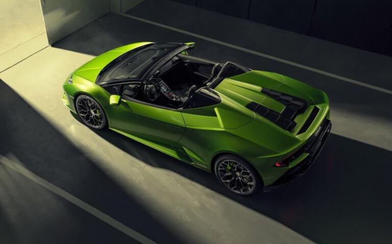 Η νέα Lamborghini Huracán Evo Spyder είναι ένα όνειρο για λίγους! [pics]