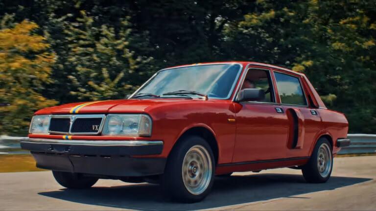 Το άγνωστο μοντέλο της Lancia που είχε δυο (!) κινητήρες [vid] | Newsit.gr