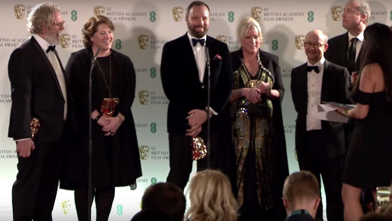 """Λάνθιμος: Τίναξε τα BAFTA στον αέρα – 7 βραβεία το """"The Favourite""""! – video"""