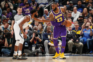 NBA: Διασυρμός για Λέικερς – Ρεκόρ για Λεμπρόν Τζέιμς