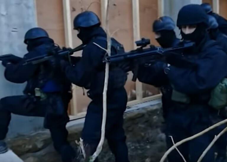 Κρήτη: Έτσι απελευθερώθηκε ο Μιχάλης Λεμπιδάκης – Το βίντεο της αστυνομίας για το τέλος της απαγωγής! | Newsit.gr