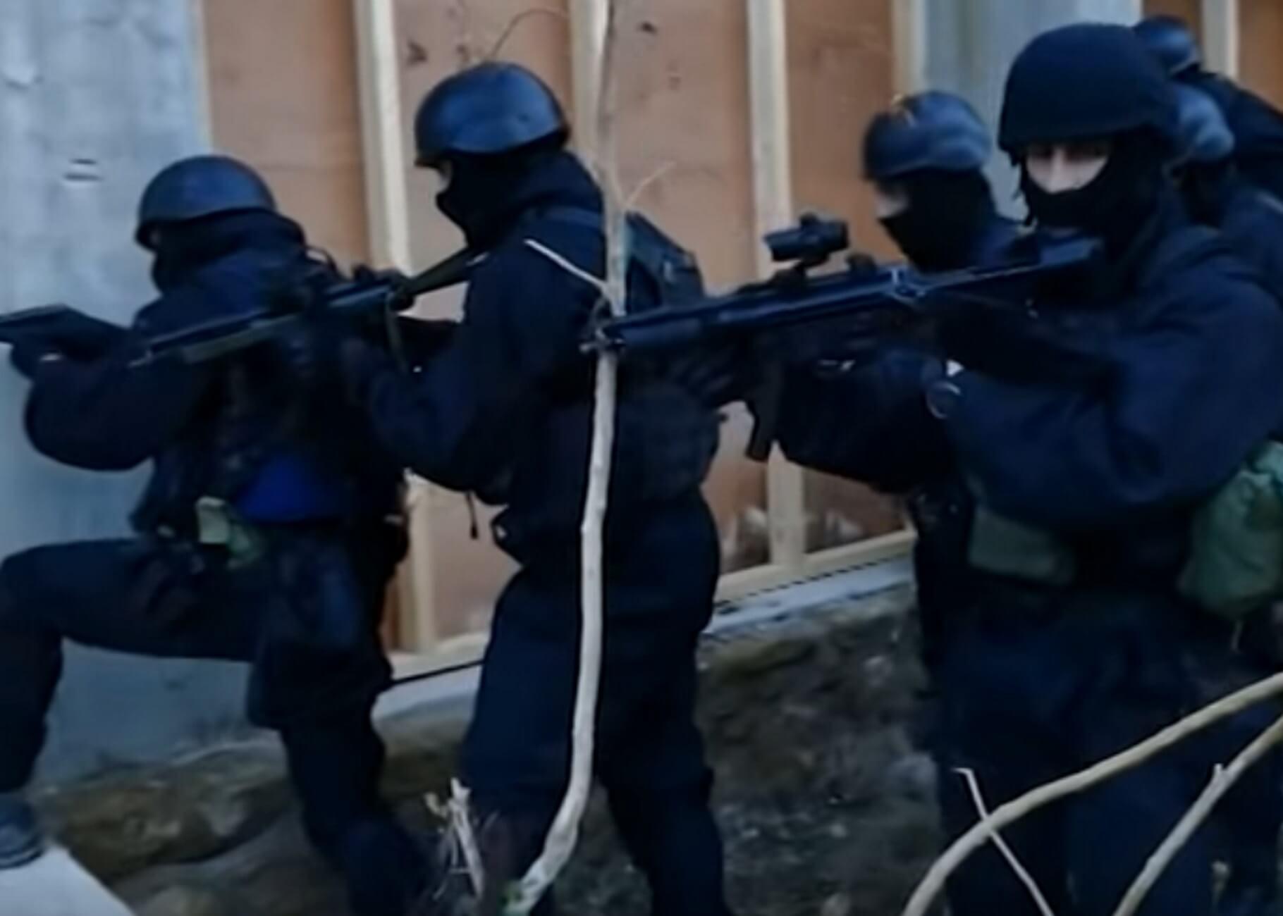 Κρήτη: Έτσι απελευθερώθηκε ο Μιχάλης Λεμπιδάκης – Το βίντεο της αστυνομίας για το τέλος της απαγωγής!