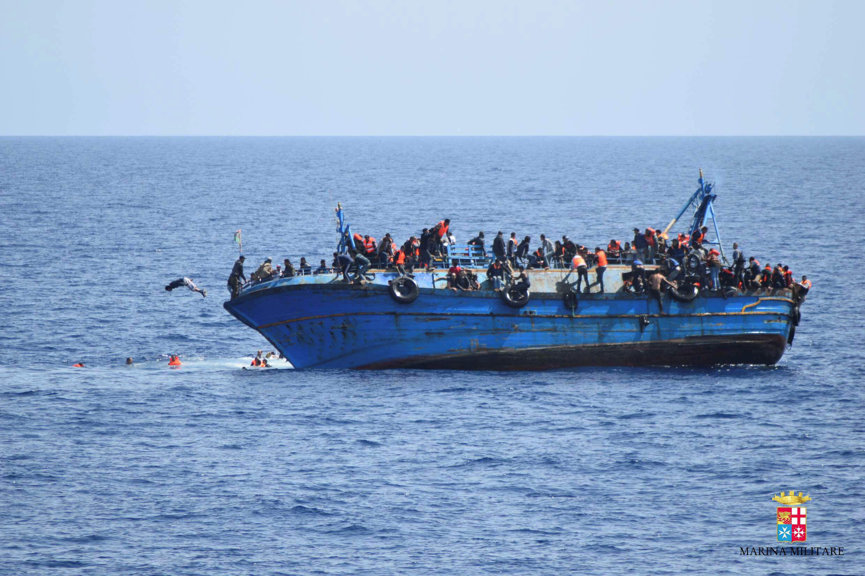 Λιβύη: 43 νεκροί σε ναυάγιο πλοιαρίου με μετανάστες