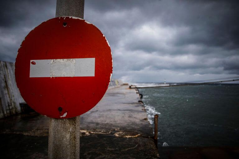 Απαγορευτικό απόπλου λόγω θυελλωδών ανέμων – Ποια δρομολόγια δεν γίνονται | Newsit.gr
