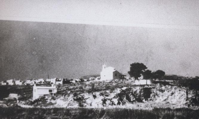 Σπάνιες φωτογραφίες: Ο ναός της Αγίας Φιλοθέης 80 χρόνια πριν