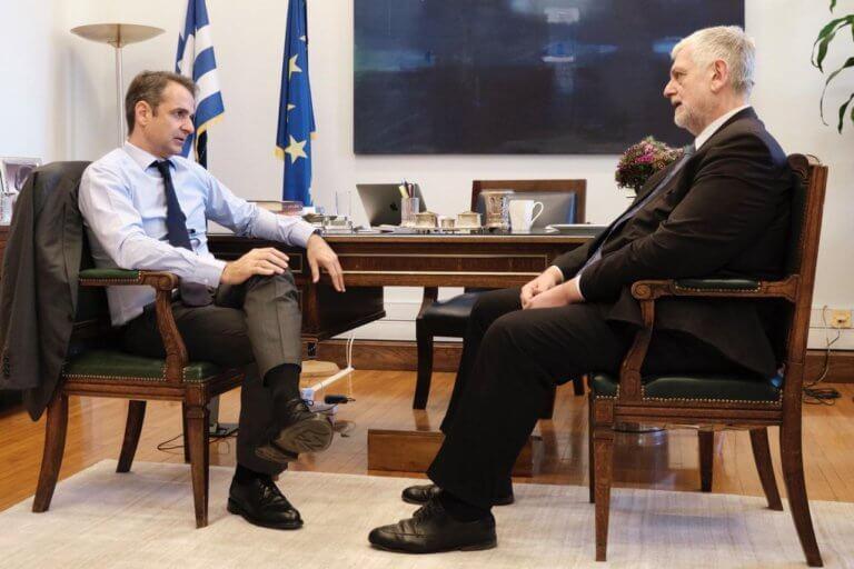 Υποψήφιος βουλευτής με τη ΝΔ ο γνωστός δημοσιογράφος Γιάννης Λοβέρδος | Newsit.gr