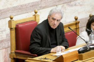 Εκπίπτει από αντιπρόεδρος της Βουλής ο Σπύρος Λυκούδης