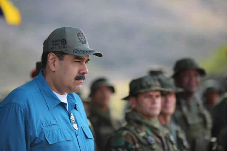 """Βενεζουέλα: Ανεβαίνει το """"θερμόμετρο"""" με τις απειλές των ΗΠΑ για στρατιωτική επέμβαση"""