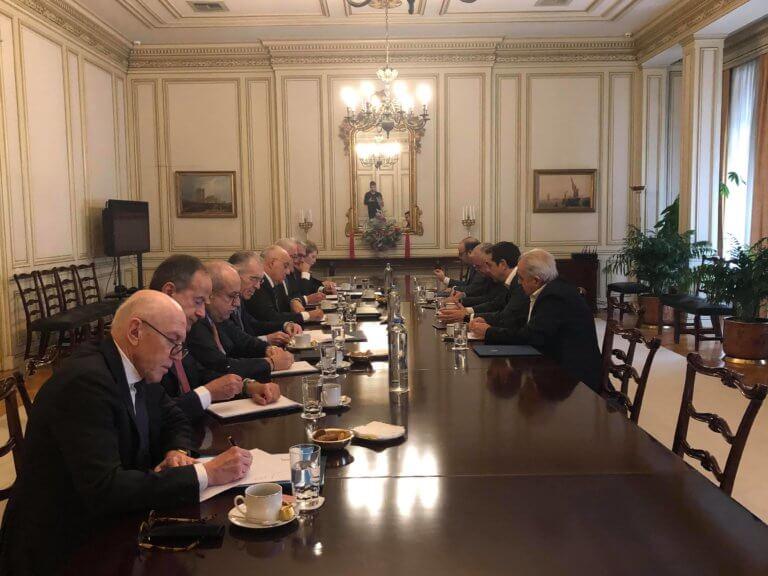 Νέα σύσκεψη στο Μαξίμου με τραπεζίτες για τα «κόκκινα δάνεια» | Newsit.gr
