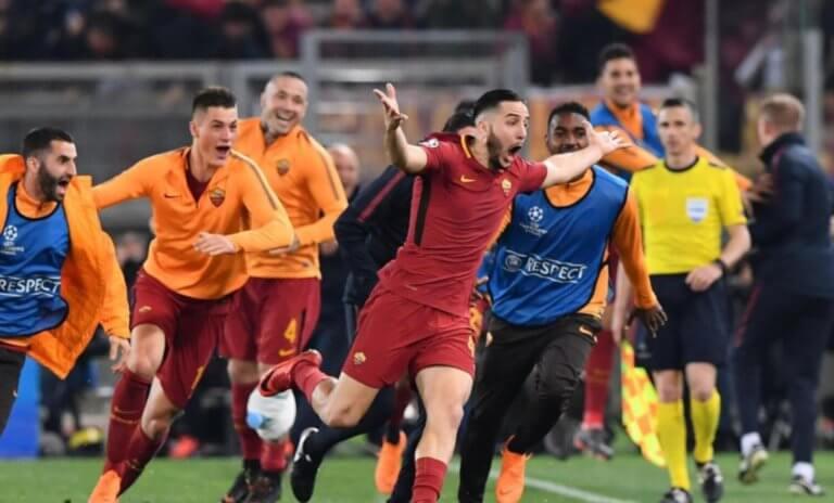 """Κλάιφερτ για Μανωλά: """"Είναι ο πιο τρελός στη Ρόμα!"""""""