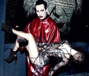 Στην Ελλάδα ινκόγκνιτο ο Marilyn Manson! [pics]