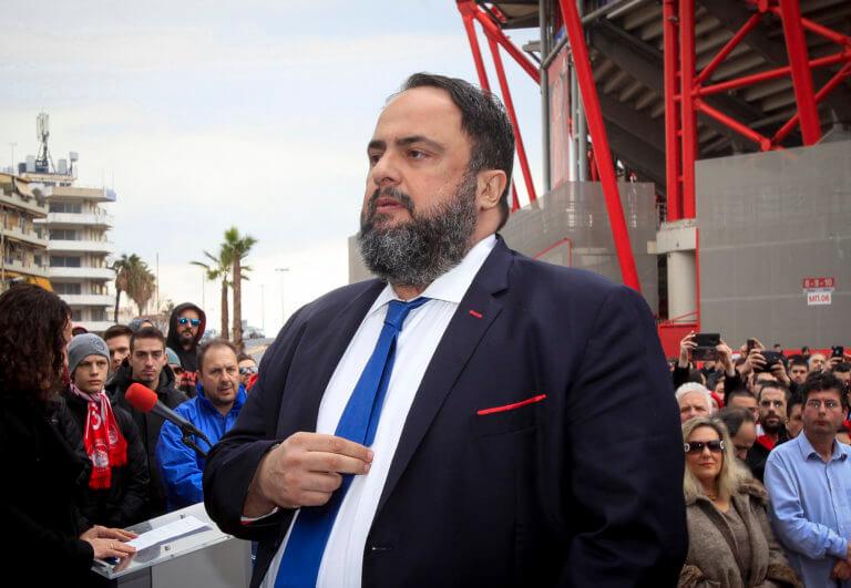 ΠΑΟΚ – Ολυμπιακός: Στην Τούμπα και ο Μαρινάκης!   Newsit.gr