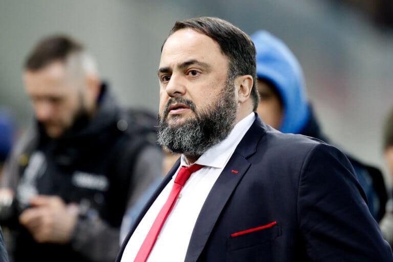 Ολυμπιακός – Ντιναμό Κιέβου: Ενοχλημένος ο Μαρινάκης! Πήγε στα αποδυτήρια | Newsit.gr