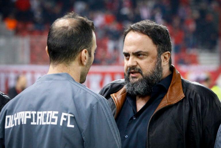 Ολυμπιακός: Στα αποδυτήρια ο Μαρινάκης! Τα είπε με τους παίκτες