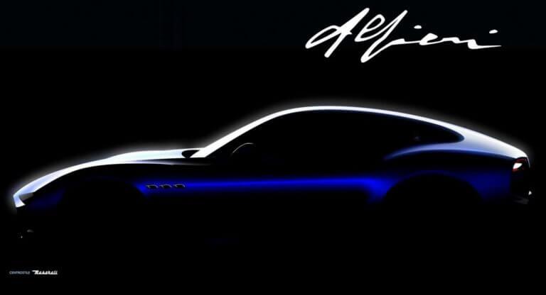 Κοντά στην παραγωγή η Maserati Alfieri