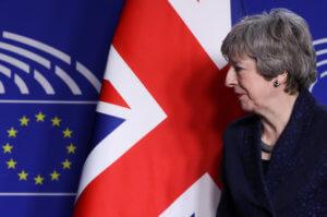 Brexit: Καλύτερα συμφωνία για τα Ιρλανδικά σύνορα ψάχνει η Μέι
