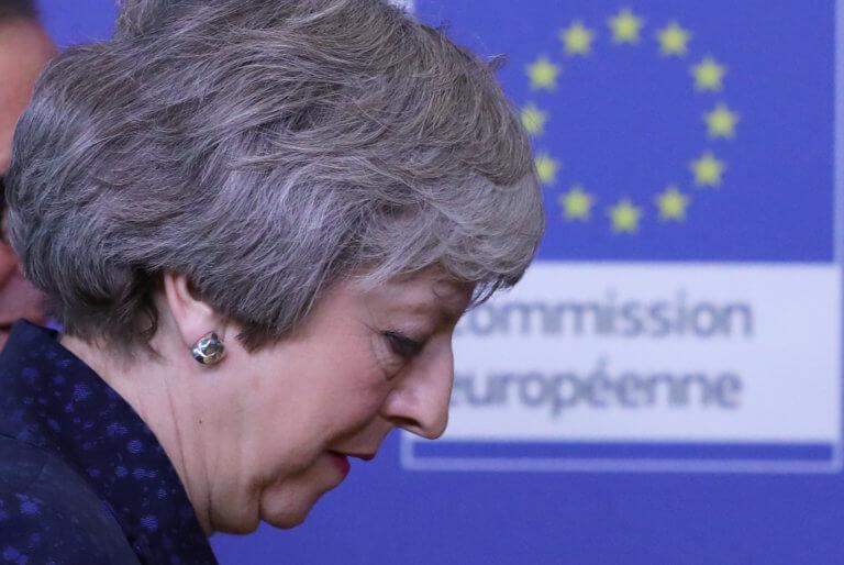 Brexit: Ως τις 12 Μαρτίου νέα ψηφοφορία στο Βρετανικό κοινοβούλιο | Newsit.gr