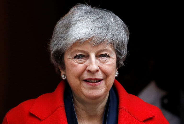 Μέι: Η αναβολή δεν αποκλείει το Brexit χωρίς συμφωνία | Newsit.gr