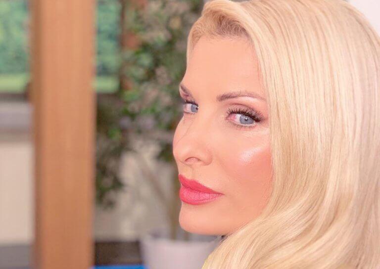 Ελένη Μενεγάκη: Η τυχαία συνάντηση στη Θεσσαλονίκη με Έλληνα τραγουδιστή! [pic]   Newsit.gr