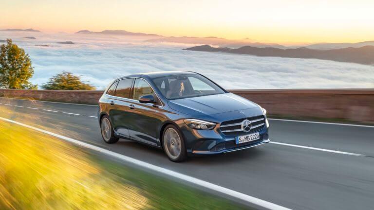 Στις εκθέσεις η νέα και πλήρως ανανεωμένη Mercedes-Benz B-Class | Newsit.gr