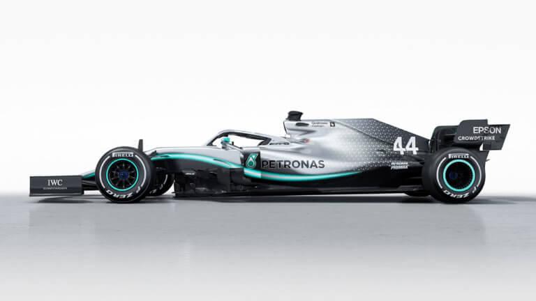 Formula 1: Αυτό είναι το νέο μονοθέσιο της Mercedes